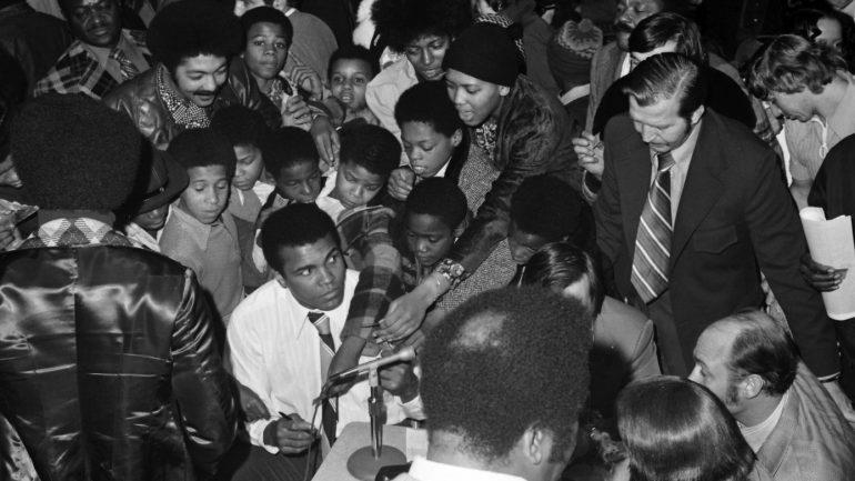 Muhammad Ali: Global Icon