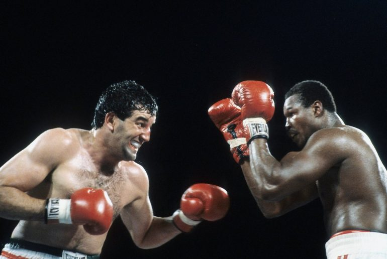 Larry Holmes: Gerry Cooney was 'a helluva fighter' - The Ring