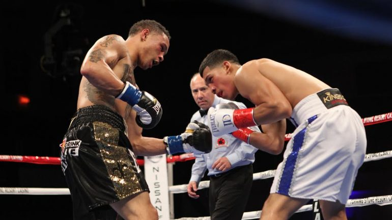 Regis Prograis makes big statement with quick TKO of Joel Diaz Jr.