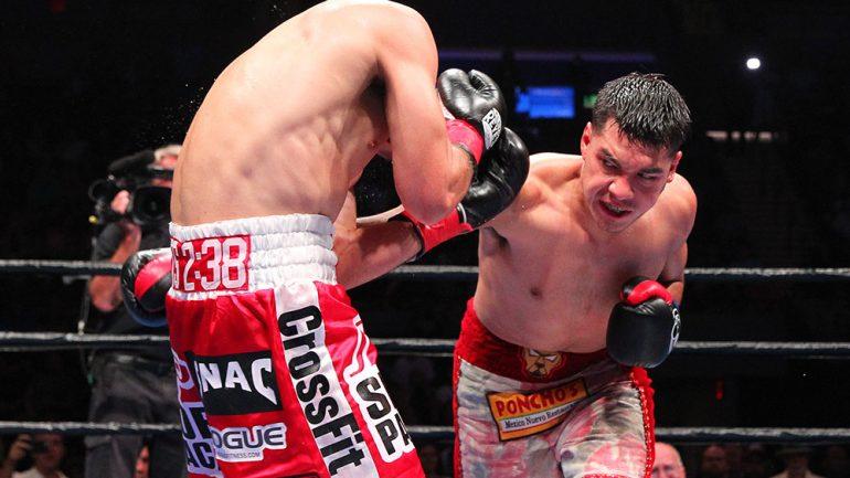 Omar Figueroa drops Robert Guerrero five times in three-round war