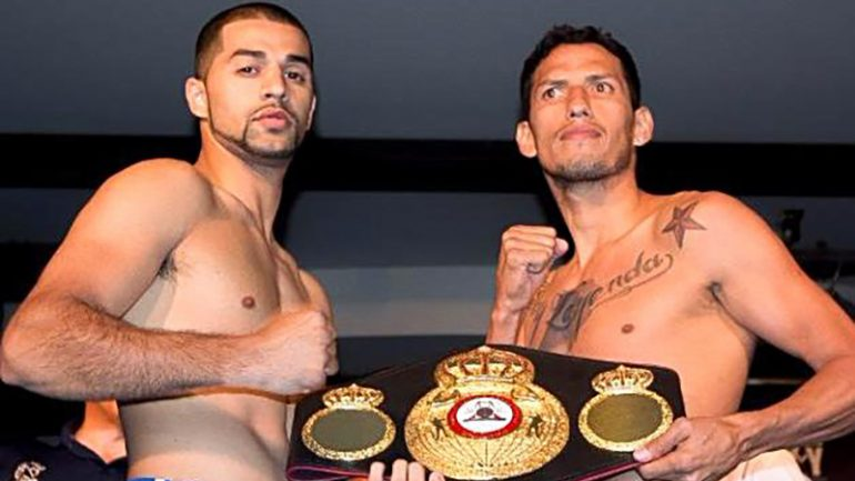 Sadam Ali, Johan Perez make weight at heated weigh-in