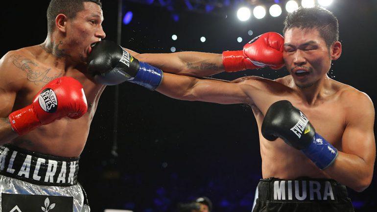 Miguel Berchelt vs. Takashi Miura