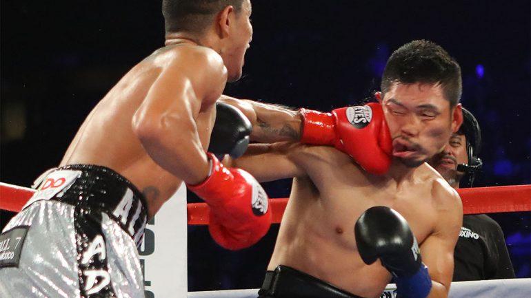Miguel Berchelt outclasses Takashi Miura to win wide decision