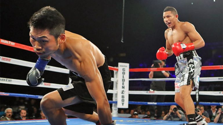 Miguel Berchelt shows us another side of himself: Weekend Review