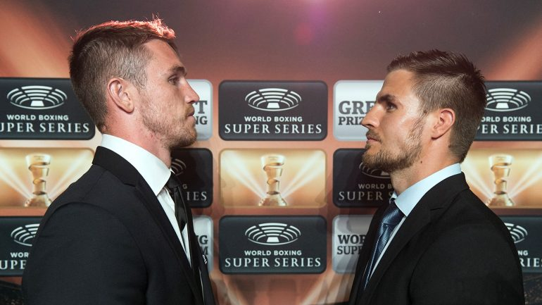 Callum Smith-Erik Skoglund set for September 16