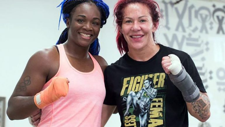 Cris Cyborg ready to add UFC title to her collection