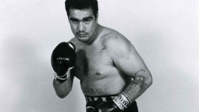 Eddie 'The Animal' Lopez, who once drew with Leon Spinks, dies