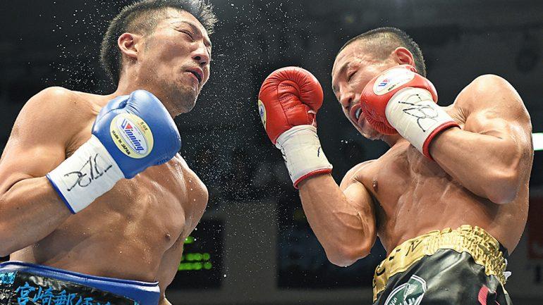 Otake vs. Usui, Dacquel vs. Kimura, Wake vs. Seto
