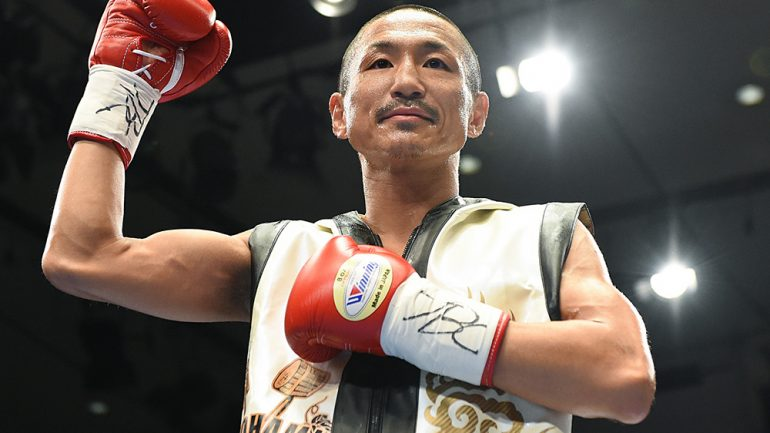 Hidenori Otake: 'Isaac Dogboe has been on the canvas and I would like to keep him there'