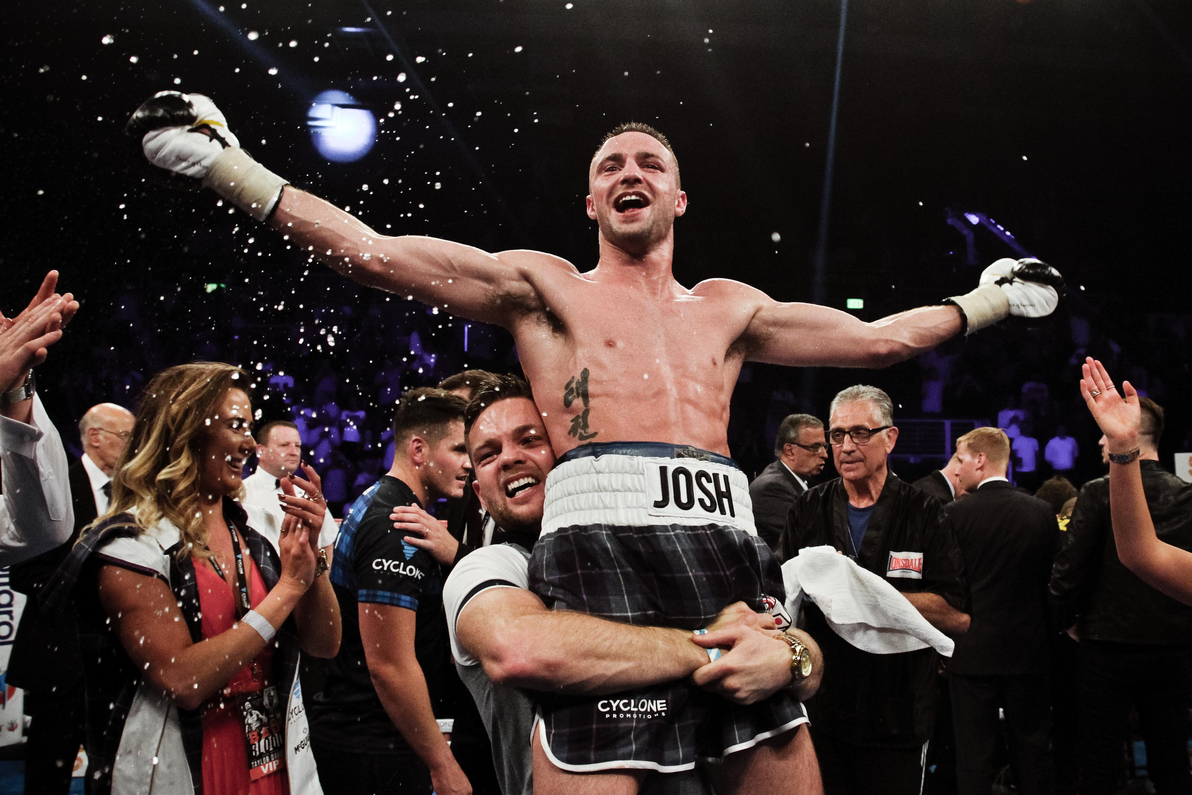 IMG 4550 2 - Josh Taylor outpoints Ivan Baranchyk, wins IBF junior welterweight title