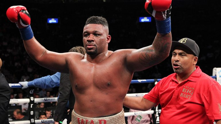Jarrell 'Big Baby' Miller won't fight Friday in New York on DAZN after all