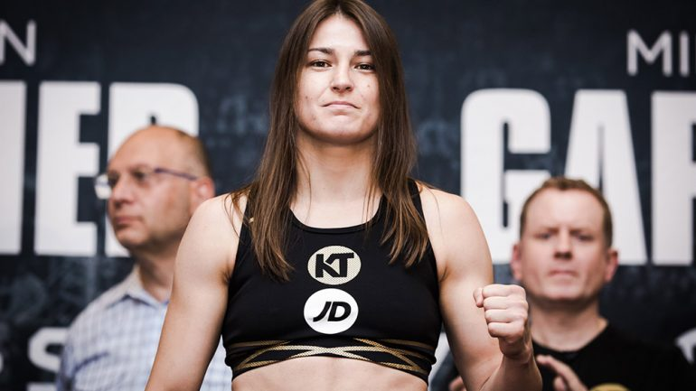 Women's Ratings Update: Katie Taylor is the new pound-for-pound queen