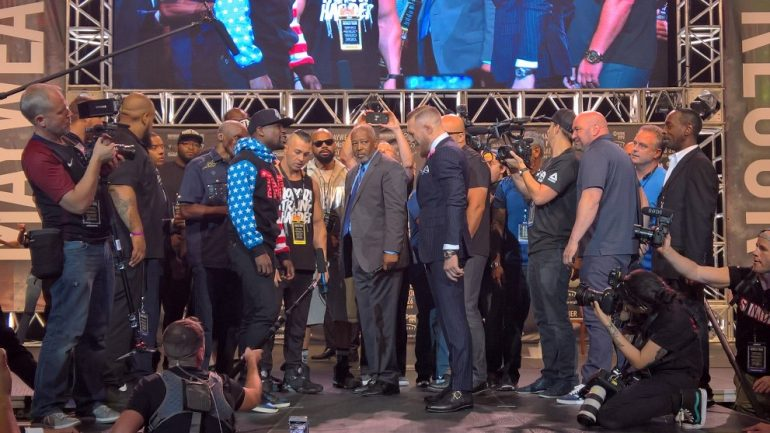 Floyd Mayweather Jr.: 'Deep in my heart, I know this is it'