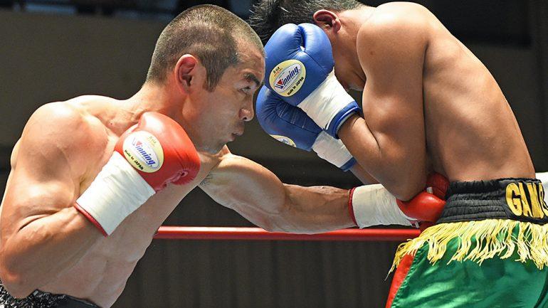 Nihito Arakawa vs. Marbon Bodiongan