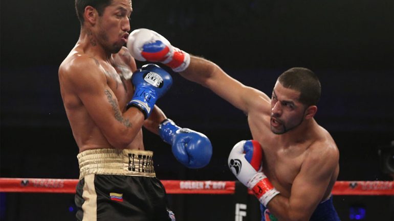 Sadam Ali struggles to unanimous decision over Johan Perez