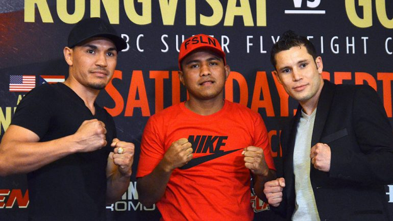 Ring Ratings Update: Juan Francisco Estrada and Roman Gonzalez are still 'Super Fly'