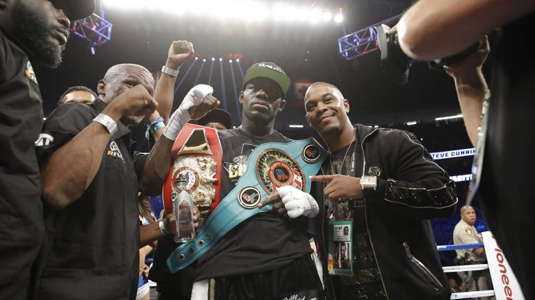 Andrew Tabiti believes victory over Yunier Dorticos will confirm his arrival among cruiserweight elite