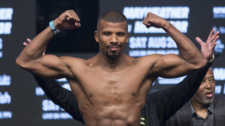 Badou Jack: 'On January 19, I'll be the judge and the jury versus Marcus Browne'