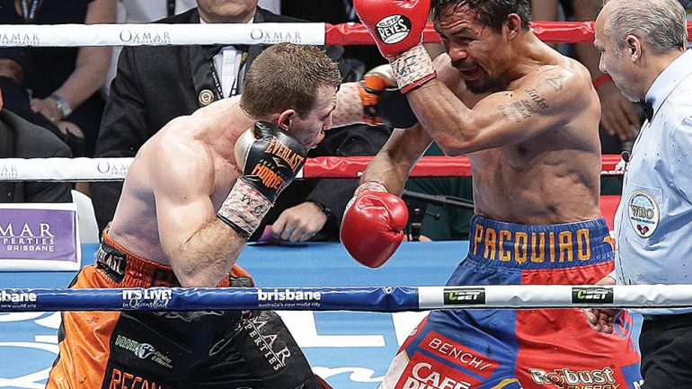 Jeff Horn: From Pacquiao conqueror to pariah
