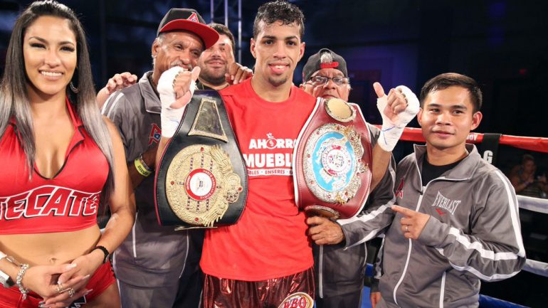 Alberto Machado will finally get his chance to shine on Saturday