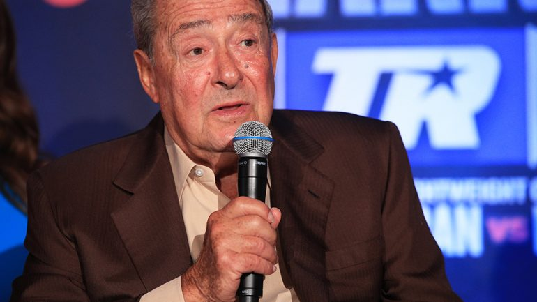 Bob Arum: Look at HBO's lineup of fights, what is Peter Nelson thinking?