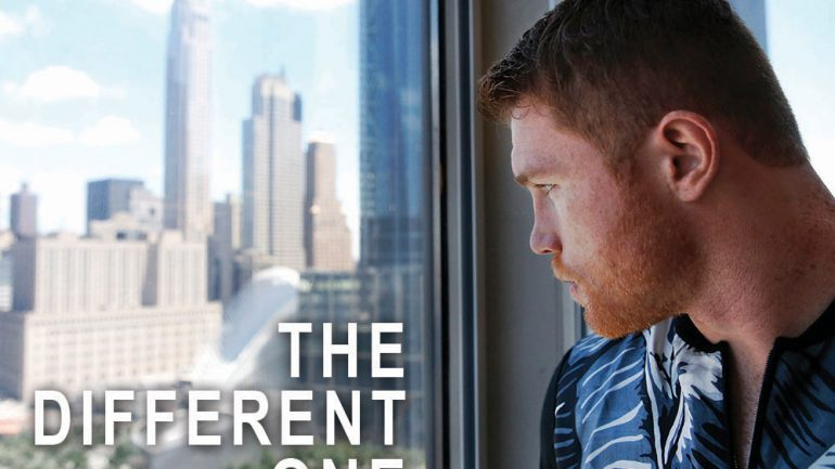 Canelo Alvarez: The different one