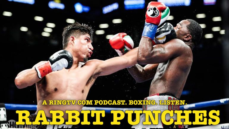 Rabbit Punches podcast, episode 7