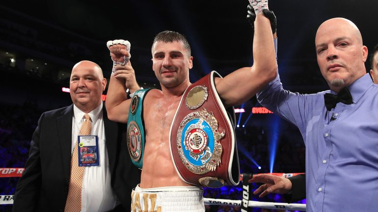 Oleksandr Gvozdyk stops Craig Baker in 6, relishes bout with Andre Ward