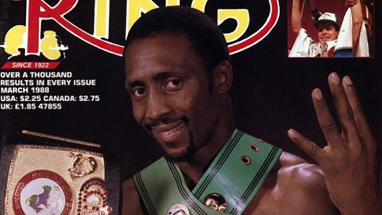 Hearns induction completes 'Four Kings' NVBHOF enshrinement