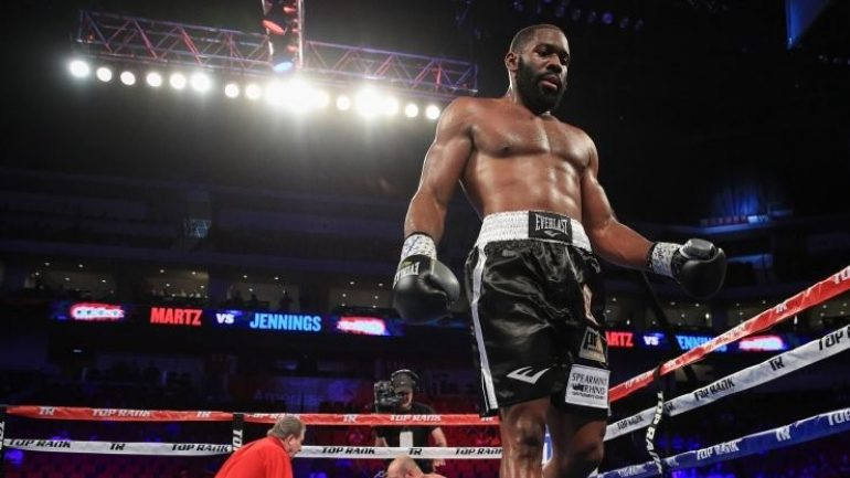 Bryant Jennings scores 2nd-round TKO, hopes for Joseph Parker clash