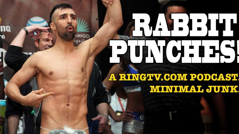 Rabbit Punches podcast, episode 9