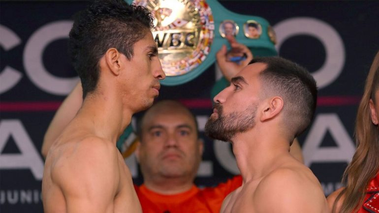 Ronny Rios: 'I want to make a statement against Rey Vargas'