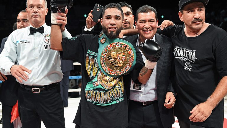 Luis Nery will stay busy with non-title fight against Arthur Villanueva