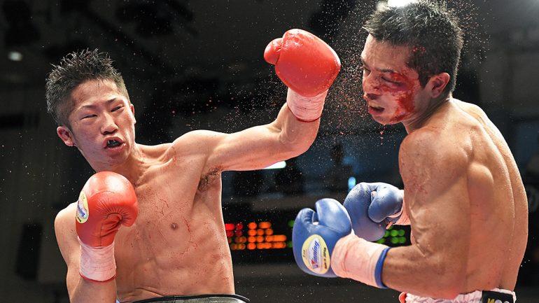 Takuma Inoue VS Hiroyuki Kudaka