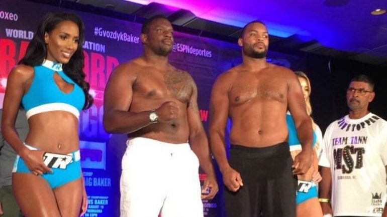 Dillian Whyte returns with TKO 3, calls Wilder worst American champ