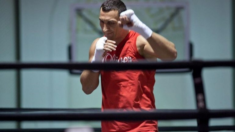 From the Archive: Klitschko vs. The Legends