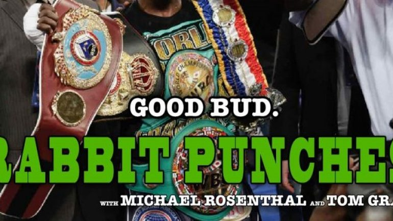 Rabbit Punches podcast, episode 10