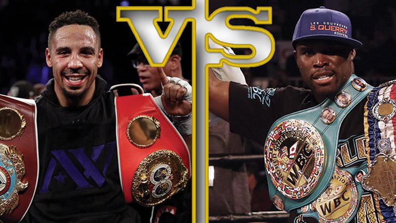 Andre Ward vs. Adonis Stevenson