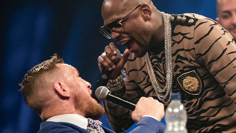 Mayweather vs. McGregor has readers talking, just not in a happy way