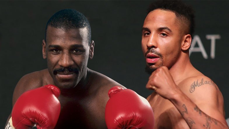 Michael Spinks and Andre Ward are connected by a golden thread