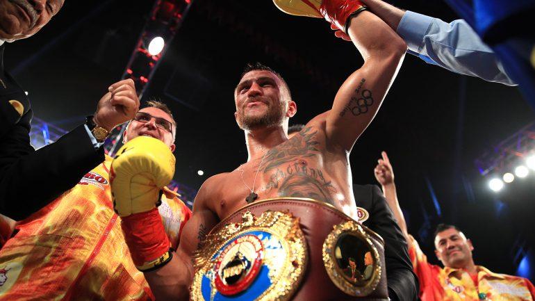 Vasiliy Lomachenko's 'greatness' is still in question, but Linares could provide answers