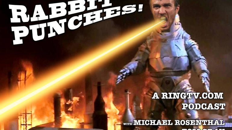 Rabbit Punches podcast, episode 8
