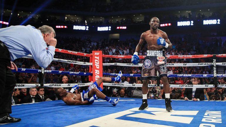 Undisputed: Terence Crawford KOs Julius Indongo in Round 3