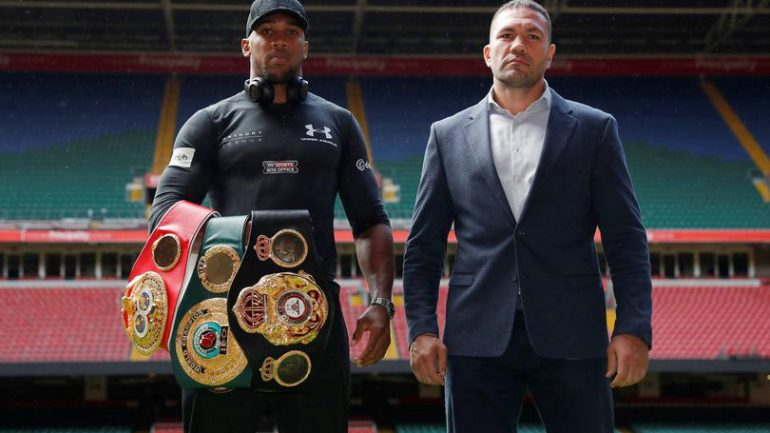 Showtime forced to match aggressive HBO bid to buy rights to Joshua-Pulev