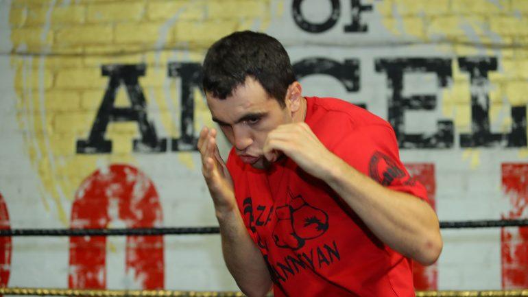 Azat Hovhannisyan reflects on latest victory, hungry for world title shot at 122 pounds