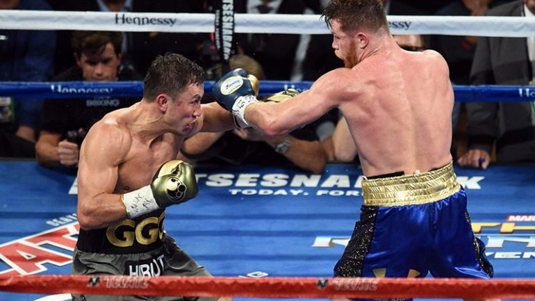 Canelo-GGG: Don't let one atrocious scorecard ruin an excellent fight