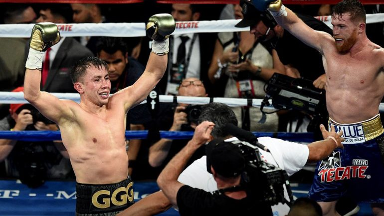 Dougie's Monday mailbag (Canelo-GGG feedback, Byrd fallout)