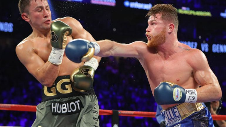 Canelo-GGG: When an entertaining draw is the best possible outcome