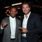 Daniel Jacobs and Eddie Hearn 150x150 - Eddie Hearn: The winner of Canelo-Jacobs will be pound-for-pound best