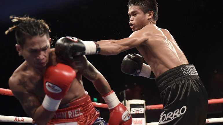 Casimero picks Ancajas to beat Sultan, but doesn't expect an exciting brawl